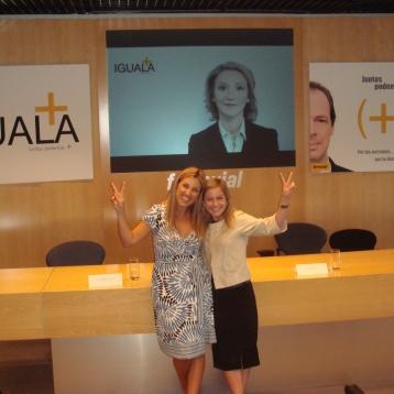 Firma con Sindicatos y lanzamiento proyecto IGUALA , para Grupo Ferrovial. Impacto en 33.000 colaboradores