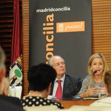 Intervención en Ayuntamiento de Madrid