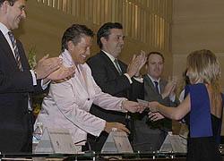 Titulación Magister, Premio a Primera de Promoción , España